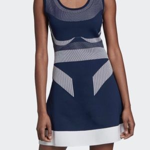 ADIDAS BY STELLA MCCARTNEY COURT CLUBHOUSE DRESS